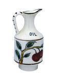Античная рука вазы покрасила 1800 Стоковая Фотография RF