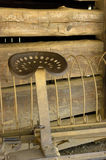 античная сгребалка сена Стоковая Фотография RF