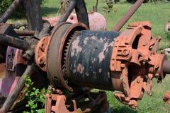Античная система клапана стоковое фото rf