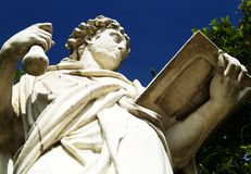 античная статуя Стоковое Фото