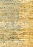 античная текстура papyrus Стоковые Изображения