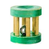 античная трещотка деревянная Стоковые Изображения RF