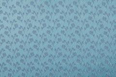 Античная флористическая ткань Стоковое Изображение
