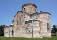античная христианская церковь Стоковое фото RF