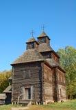 античная церковь деревянная Стоковые Изображения RF