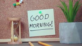 античная чашка подряда кофе дела фасонировала машинку места пер свежего доброго утра старую Успешная предпосылка дела и связи видеоматериал