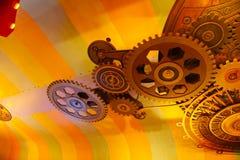Античная шестерня Стоковые Фото