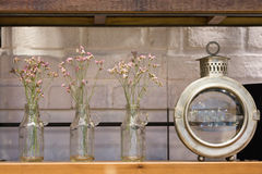 античное бутылочное стекло Стоковые Фотографии RF