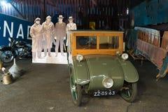 Античное военное транспортное средство Стоковая Фотография