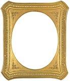 античное золото рамки Стоковое Фото