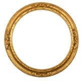 античное изображение подсвинка рамки круглое Стоковое Изображение RF