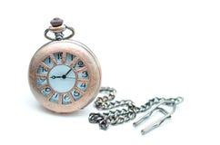 античное карманн часов Стоковое Фото