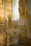 античное кресло Стоковое Фото
