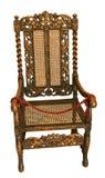 античное кресло Стоковые Фото