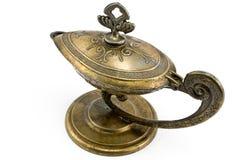 античное масло светильника Стоковое Изображение RF