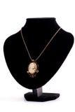 Античное ожерелье Стоковое Изображение