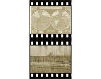 античное перемещение прокладки пленки Стоковое фото RF