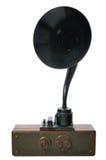 античное радио Стоковое Изображение