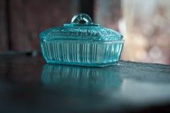 античное стекло Стоковые Фотографии RF