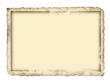 античное фото граници Стоковые Изображения