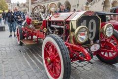 Античные автомобили Стоковая Фотография RF