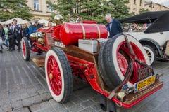 Античные автомобили Стоковые Изображения