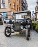 Античные автомобили Стоковые Фотографии RF