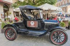 Античные автомобили Стоковое Фото