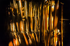 Античные винтовки Стоковая Фотография RF