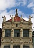 античные детали города стоковые изображения rf
