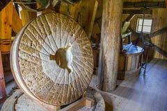 Античные жорнова Стоковое Изображение