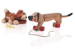 античные игрушки Стоковые Фото