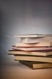античные книги Стоковая Фотография RF