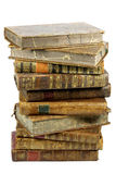 античные книги Стоковые Фото