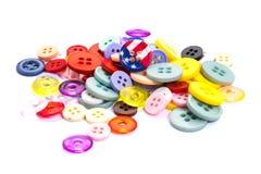 античные кнопки Стоковые Фото
