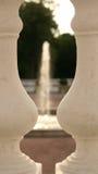 античные колонки Стоковое фото RF