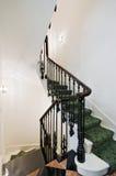 античные лестницы Стоковая Фотография