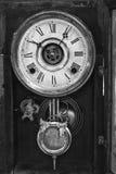 Античные настенные часы Стоковые Фотографии RF