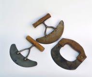 Античные ножи печенья Стоковая Фотография RF