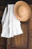 античные одежды шкафа Стоковое Изображение