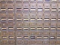 Античные почтовые отделения Сан-Диего Калифорния стоковое изображение rf