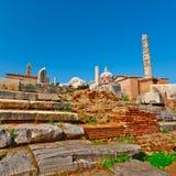 Античные руины Стоковые Изображения