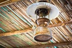 античные светильники урагана стоковые фотографии rf