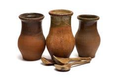 античные тарелки Стоковое Фото