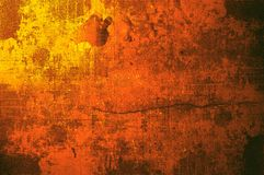 античные текстуры предпосылок Стоковая Фотография RF