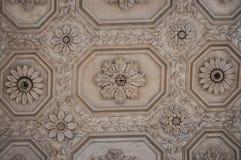 Античные украшения на синагоге Стоковые Изображения RF