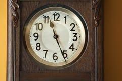 античные часы старые Стоковое фото RF