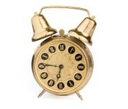 античные часы старые Стоковые Фотографии RF