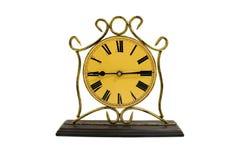 античные часы Стоковые Изображения