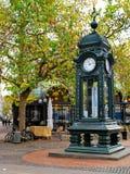 Античные часы Стоковая Фотография RF